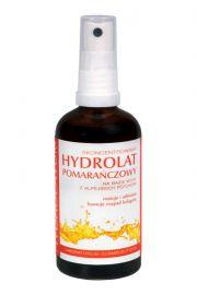 Skoncentrowany Hydrolat Pomarańczowy (Woda z Kwiatów Neroli) 100ml - POLNY WARKOCZ