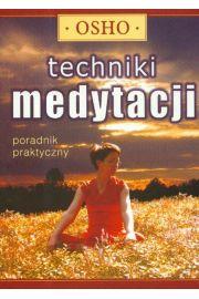 Techniki medytacji praktyczny poradnik