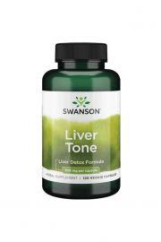 Swanson Liver Tone (Liver Detox Formula) 300mg 120 kaps.