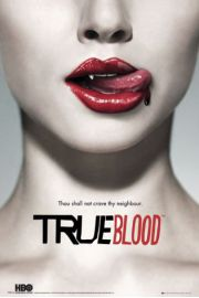 Czysta Krew True Bloodteaser - plakat
