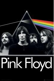 Pink Floyd Prism - plakat