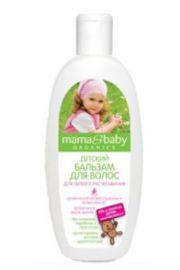 Mama&Baby Balsam do W�os�w U�atwiaj�cy Rozczesywanie ?ama&Baby