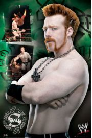 WWE Wrestling Seamus - plakat