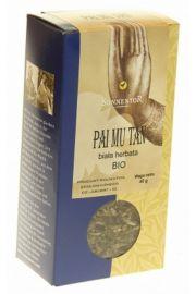Herbata Pai Mu Tan biała ekspres SONNENTOR BIO 20 szt.