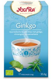 Herbata YOGI TEA Ginkgo GINKGO - ekspresowa
