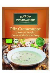 Zupa Krem Grzybowa Bio 40 G - Natur Compagnie