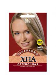 Henna koloryzująca do włosów – popielaty FIT Fitocosmetic