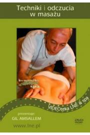 Techniki i odczucia w masażu - Gil Amsallem