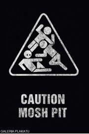 Art Worx - Mosh Pit - Pogo - plakat