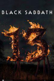 Black Sabbath 13 - plakat
