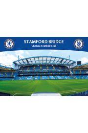 Chelsea Londyn Stamford Bridge - plakat
