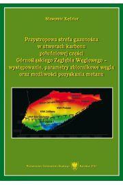 Przystropowa strefa gazonośna w utworach karbonu południowej części Górnośląskiego Zagłębia Węglowego - występowanie, parametry zbiornikowe węgla oraz możliwości pozyskania metanu