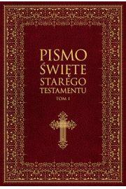 Pismo Święte Starego Testamentu Tom 1 i 2