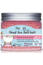 Sól do kąpieli- malina NACOMI