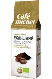 Kawa Mielona Arabica Premium Equilibre Fair Trade Bio 250 G - Cafe Michel
