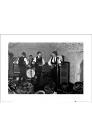 The Beatles The Cavern 2 - art print