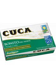 Tuńczyk Biały Bonito W Bio Oliwie Z Oliwek 112 G - Cuca