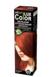 Odżywka koloryzująca do włosów ton 02 kol. koniak B&V Belita & Vitex
