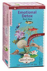 Herbata Shoti Maa Emocjonalne Oczyszczenie 32g