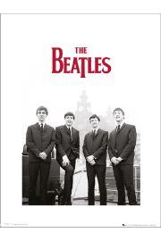 The Beatles Liverpool 62 - art print