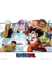 Dragon Ball Walka - plakat