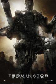 Terminator Ocalenie Salvation Armia - plakat
