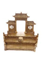 Podstawka na zestaw figurek - buddyjska świątynia
