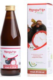 Sok Z Mangostanu I Owoców Granatu Bio 330 Ml - Medicura