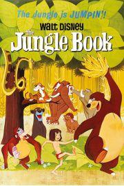 Walt Disney Księga Dżungli - plakat