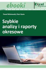 Szybkie analizy i raporty okresowe w Excelu