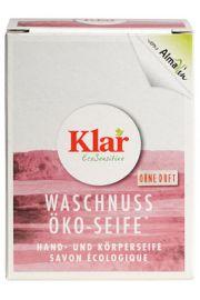 Mydło Kostka (Orzechy) Eco 100 G - Klar