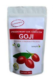 Goji - sproszkowany sok z owoców goji (200g)