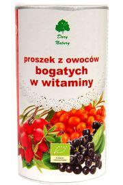 Owocowy Proszek Witaminowy Bio 200 G - Dary Natury