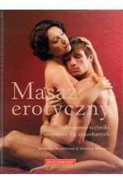 Masaż erotyczny. Podstawowe techniki zmysłowe dla zakochanych uszkodzony grzbiet