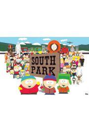 South Park Czołówka - plakat