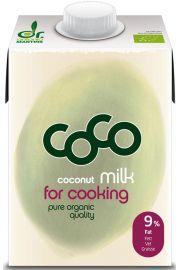 Mleczko Kokosowe Do Gotowania Bio 500 Ml - Coco (Dr Martins)