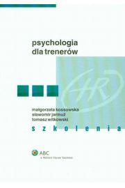 Psychologia dla trenerów Szkolenia
