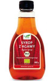 Syrop Z Agawy Bio 660 G (478 Ml) - Bio Planet