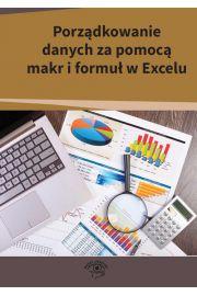 Porz�dkowanie danych za pomoc� makr i formu� w Excelu