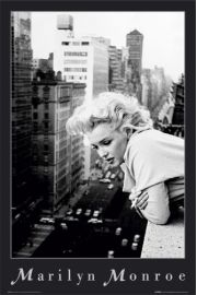 Marilyn Monroe w Oknie - plakat