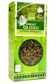 Herbatka Kwiat Głogu Bio 50 G - Dary Natury