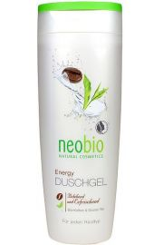 Żel Pod Prysznic Z Kofeiną I Zieloną Herbatą Eko 250 Ml - Neobio