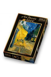 Art Puzzle Kawiarniany taras nocą 1000