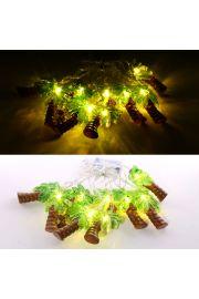 ańcuch ze światłami LED - Palma