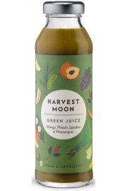 Sok Owocowy Z Mango, Brzoskwinią, Spiruliną, Trawą Pszeniczną Bio 300 Ml - Harvest Moon