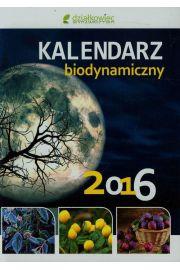 Kalendarz biodynamiczny 2016