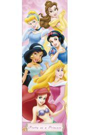 Disney Pretty Princess Księżniczki - plakat