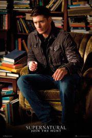 Supernatural Dean - plakat