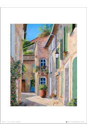 Jean-Marc Janiaczyk Sunny Lane - art print