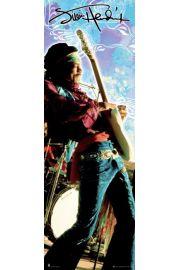 Jimi Hendrix Live - plakat